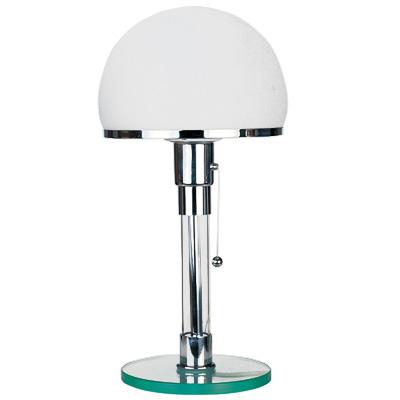 Wagenfeld-Globe-Light-Glass