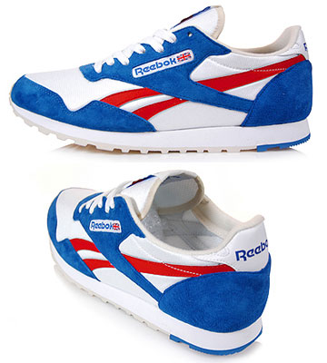 Reebok Paris Runner trainers - 25th anniversary reissue - Retro to Go bb880959bd