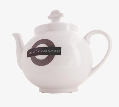 London Transport teapot