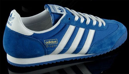 Size offers exclusive reissue of 1970s Adidas Dragon trainers ...