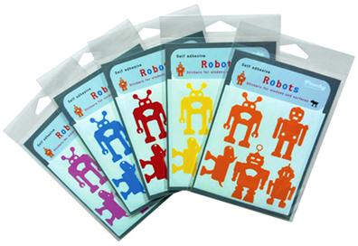 Robots-Cutout
