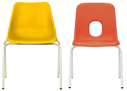 Robin Day For John Lewis Polypropylene Armchairs And Side Chairs