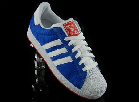 adidas superstar 2 nba blue/white