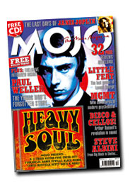 Weller-inspired Mojo Magazine