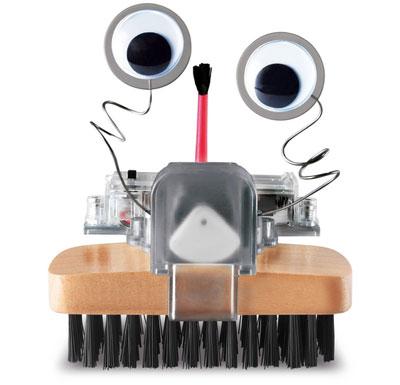 Brushrobot