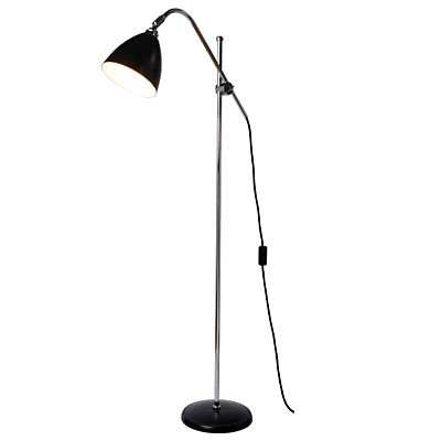we have featured a few original btc lights in the past but the task floor lamp is up there with the best of them quite literally