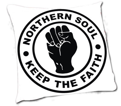 Keep The Faith cushions