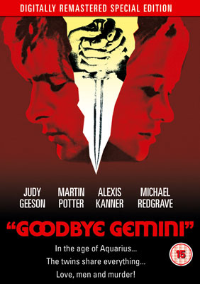 Goodbye Gemini heads to DVD