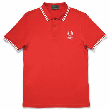 Fred Perry Tournament shirts available