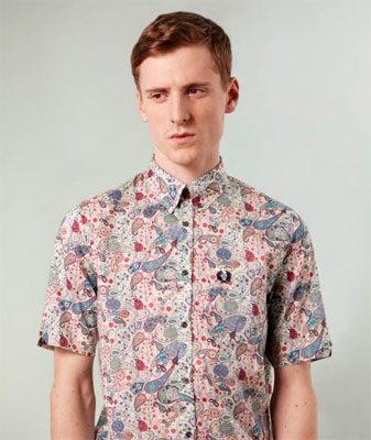 Fred Perry Liberty range online