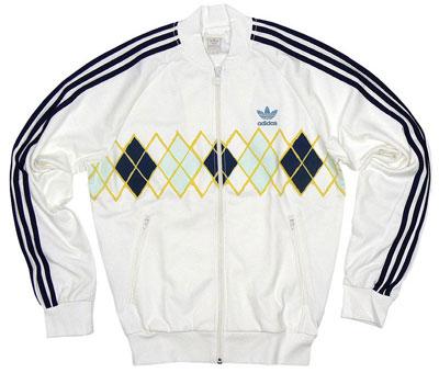 979342aa28d8 Adidas Originals Ivan Lendl 1980s track top - Retro to Go