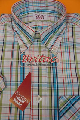 Britac 60s-style shirts