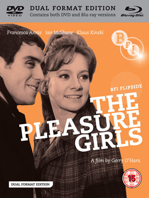 BFI to release The Pleasure Girls (1965)