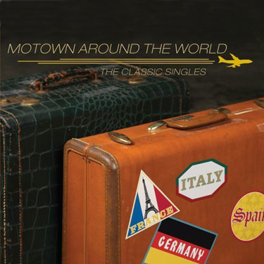 Motown Around The World album