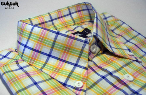 TukTuk limited edition pastel shirts