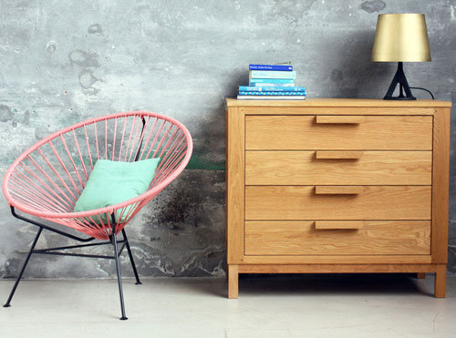 Condesa chair by sentou edition for Silla acapulco ikea