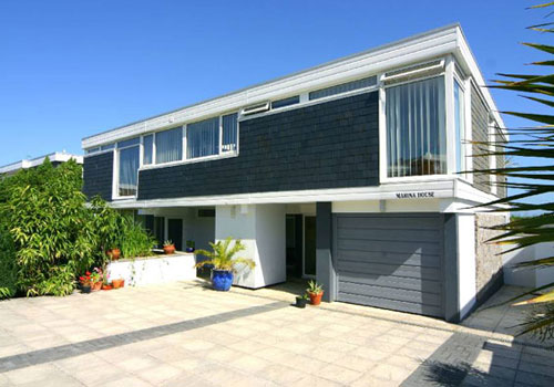For sale 1960s designed marina house in brixham devon for Architecture 60s