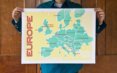 Europe-maps