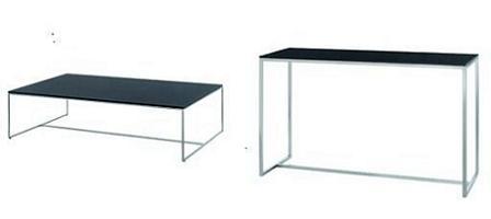 Mondrian tables