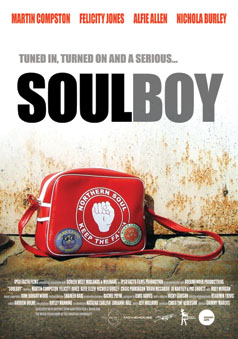 Soulboy – northern soul film lands