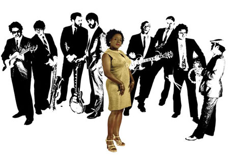 Sharon Jones in London & Manchester