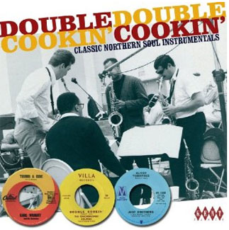 Double Cookin' CD reviewed
