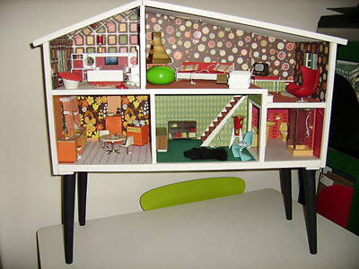 Superior Big Thanks To Sonia For Inspiring Todayu0027s EBay Watch, Although Her  Collection Of Lundby Midcentury Style Dolls Houses And Furniture Could  Easily Have Fit ...