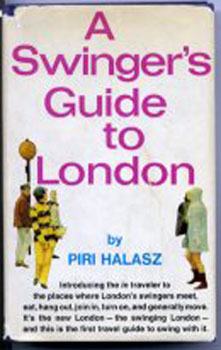 Swinger's Guide to London reissue