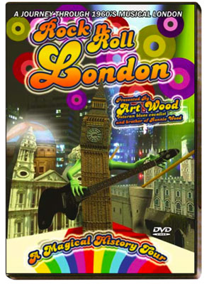 Rock 'n' Roll London DVD