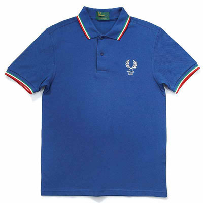 Fred Perry World Cups polos – £30