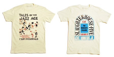 Out of print tees