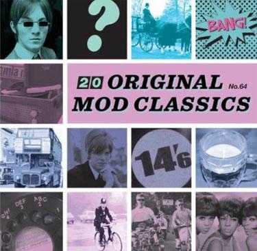 20 Original Mod Classics CD
