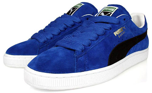 d6374692 1970s Puma Suede trainers reissued in new colourways - Retro to Go