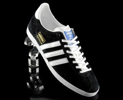 Adidas Gazelle OG trainers in black