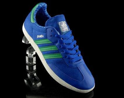 546fc7977ed0 Adidas Samba trainers get a nylon upper reissue - Retro to Go
