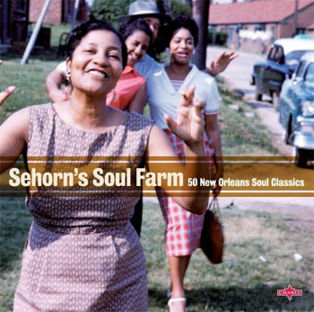 Sehorn's Soul Farm CD reissue