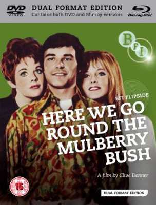 Mulberry Bush – DVD/Blu-ray details