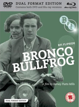 Bronco Bullfrog – DVD/Blu-ray details