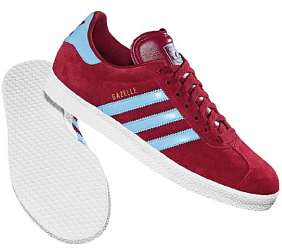 Adidas Gazelle trainers – new colours