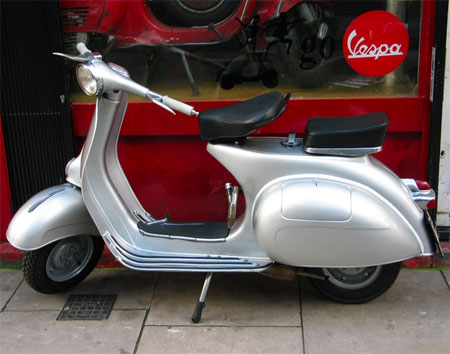 eBay watch: 1961 Vespa Sportique