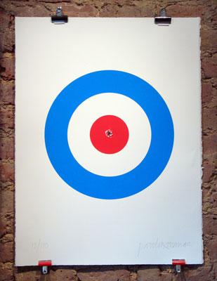 Target print by Patrick Thomas