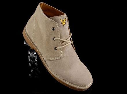 Lyle & Scott desert boots
