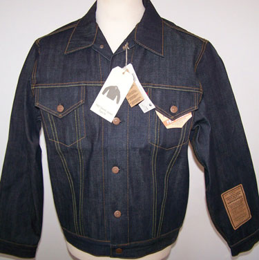 Levi's 1960s Type III denim jacket