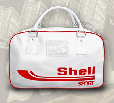 Shell Sport vintage-style holdalls