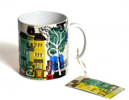 Prey fabric mug