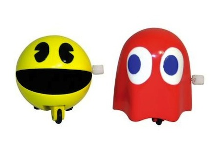Pac man wind up