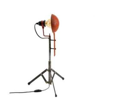 Distressedlamp