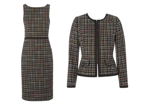 60s Chanel-style dress at Matalan