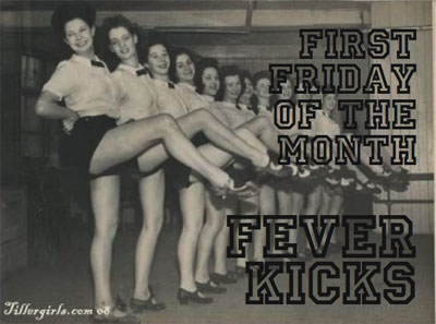 Fever Kicks – popcorn night in London