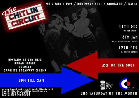 The Chitlin Circuit – Nottingham
